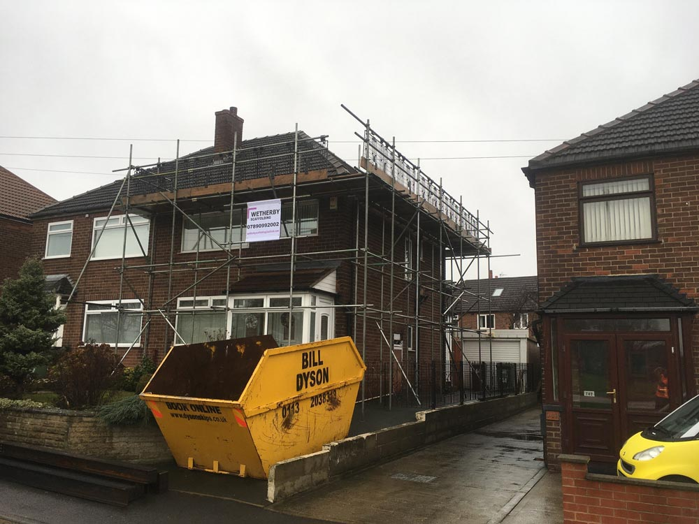 extension scaffolding
